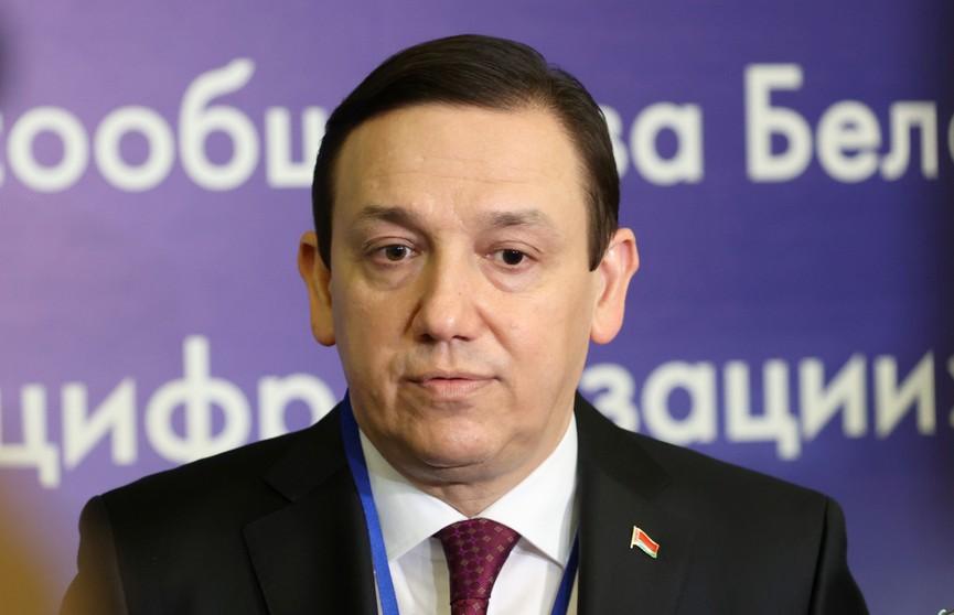 Владимир Перцов вошел в координационный совет МГТРК «Мир»