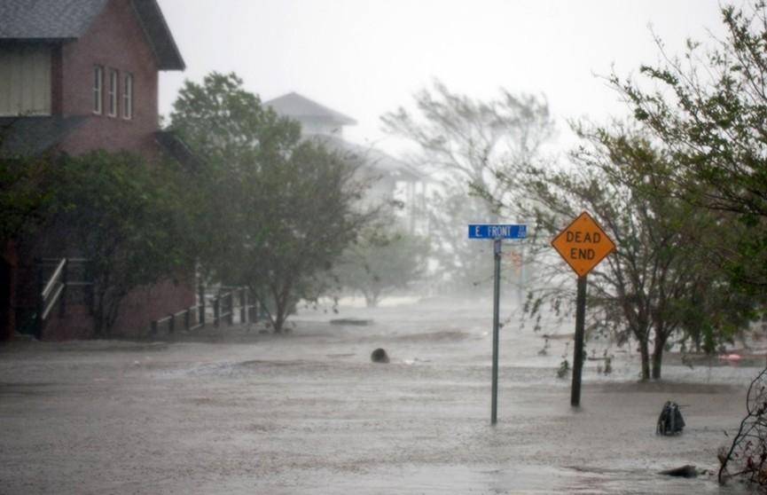 Возросло число жертв урагана «Флоренс в США, улицы городов затоплены (Видео)