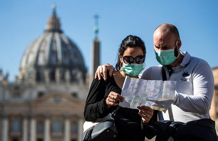 Италия объявила оботкрытии границ с3июня