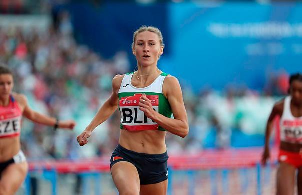 Эльвира Герман взяла золото на II Европейских играх