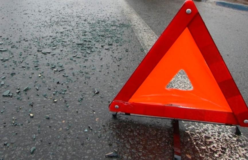 Автомобиль спецподразделения «Стрела» пострадал в ДТП