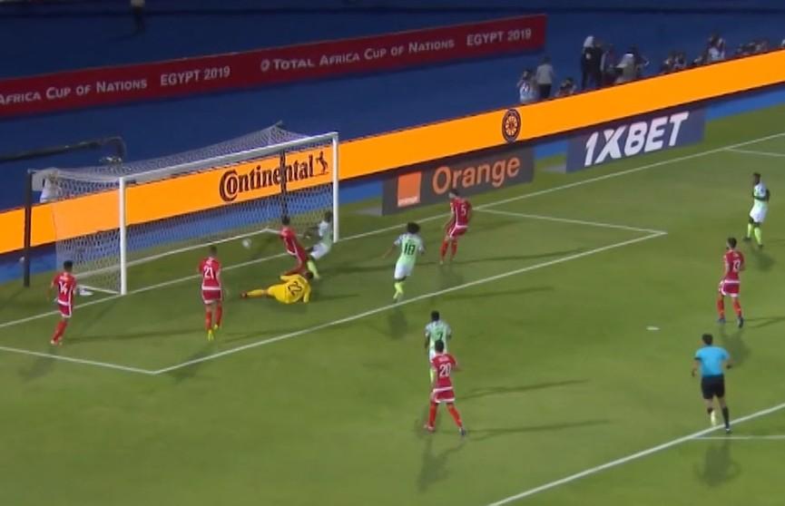 Сборная Нигерии заняла третье место на Кубке Африки по футболу