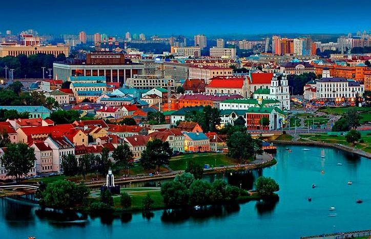 Минск признан лучшим среди городов СНГ для виртуальных туров