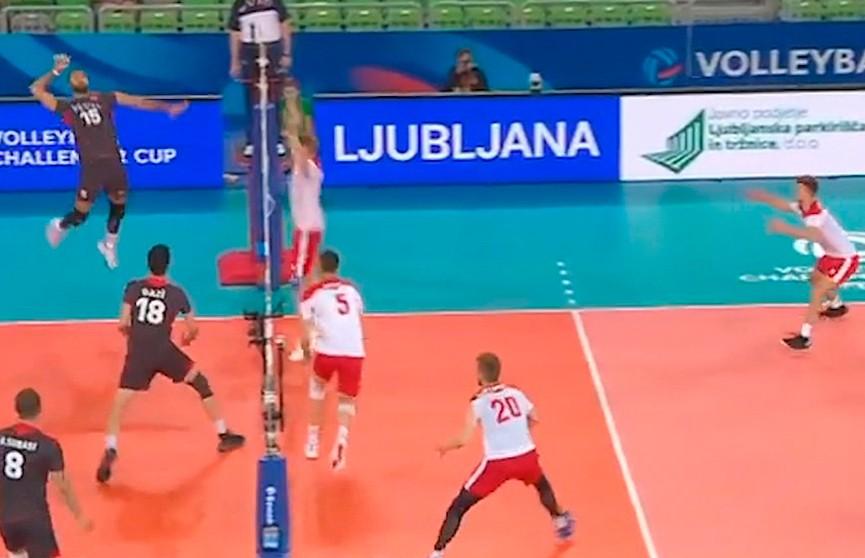 Белорусская волейбольная сборная заняла третье место в квалификации Лиги Наций