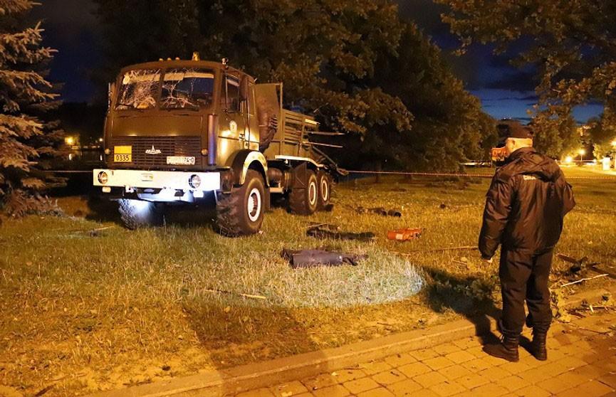 Дело о взрывах на салюте в Минске:  двум россиянам предъявлено обвинение