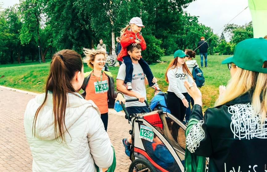 «Весенний бегопарк»:  благотворительный забег в поддержку детей с инвалидностью пройдёт 19 мая в столице