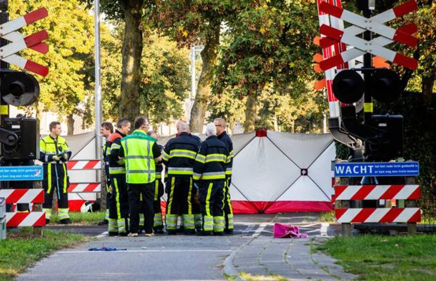 Четверо детей погибли в Нидерландах в результате столкновения поезда с грузовым велосипедом