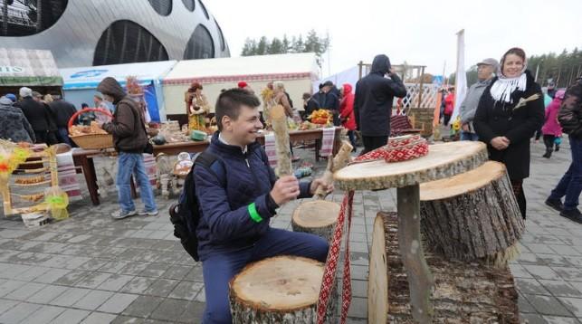 """Минские областные """"Дожинки"""" прошли в Борисове"""