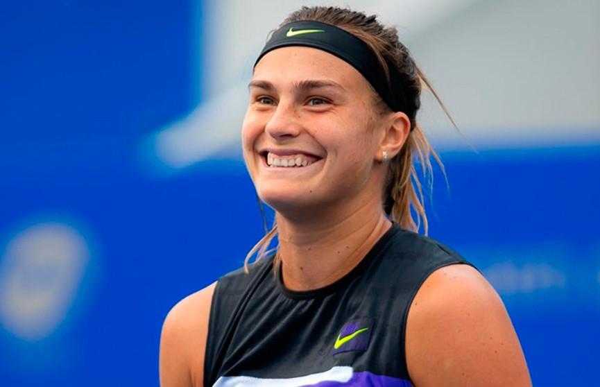 Арина Соболенко с победы начала выступление на теннисном турнире в Дохе