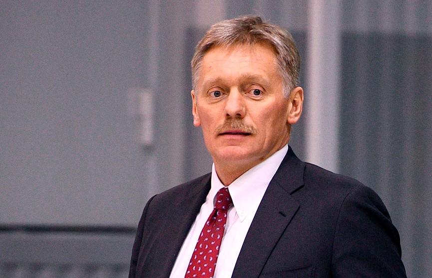 Пресс-секретарь Путина заразился COVID-19