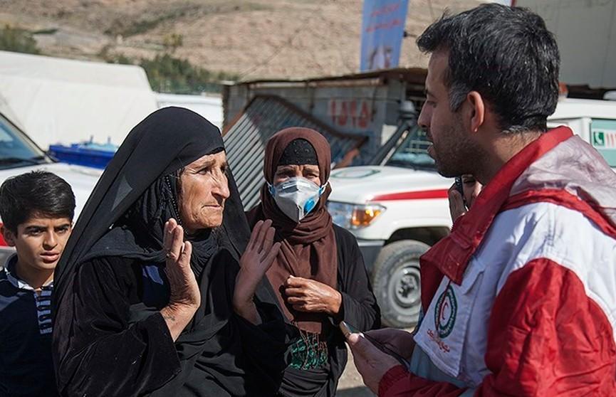 Более 550 человек пострадали в результате землетрясения на ирано-иракской границе