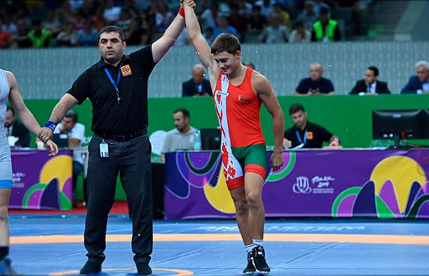 Пять медалей завоевали белорусские молодые атлеты во второй день фестиваля в Баку