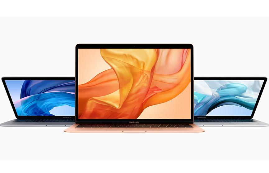 Новые MacBook Air и iPad. Итоги презентации  Apple в Нью-Йорке