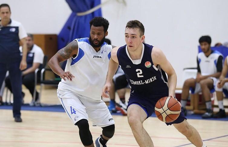 Баскетбольный клуб «Цмокі-Мінск» продолжает активную трансферную кампанию