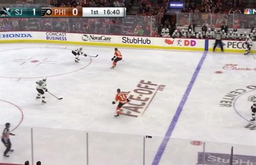 Чемпионат НХЛ: «Сан-Хосе» не оставил шансов «Филадельфии»