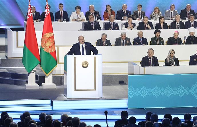 Лукашенко назвал главные условия своего ухода из власти