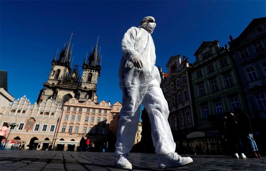 Власти Чехии проведут всеобщее тестирование на коронавирус