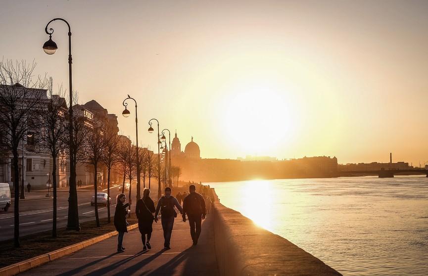 В Санкт-Петербурге смягчат ограничения по коронавирусу