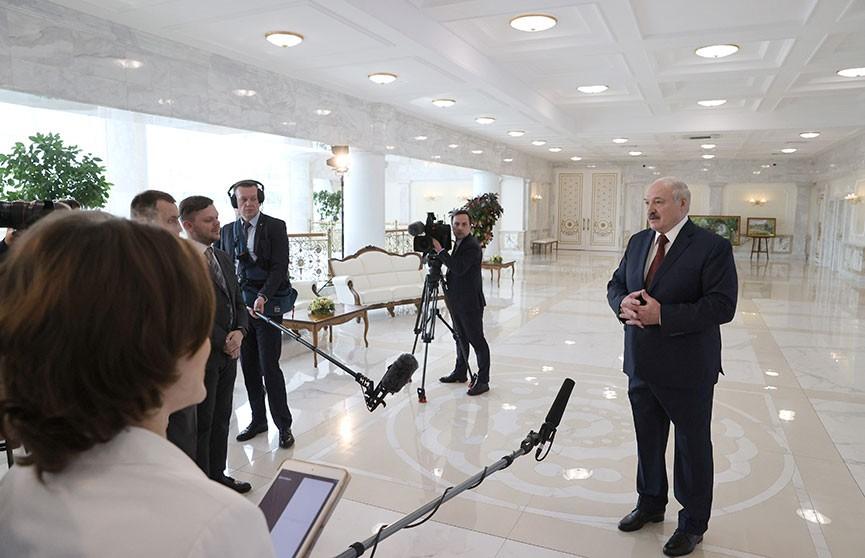 Лукашенко: Европейцы ужаснулись от того, что «беглые» требуют. Они уже удивили весь мир!