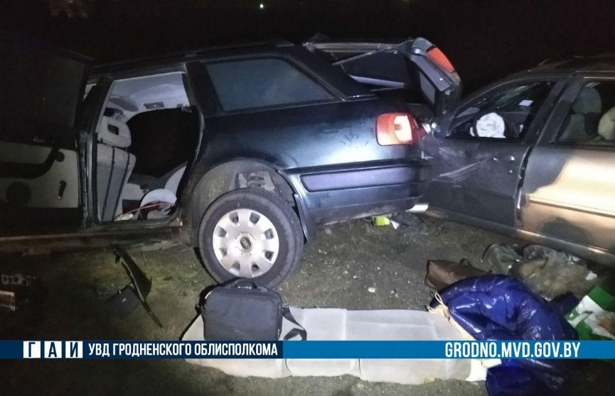 ДТП в Свислочском районе: погибли два человека, возбуждено уголовное дело