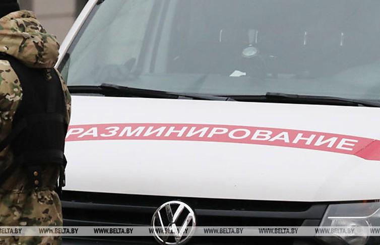 Милиция проверяет сообщения о минировании школ в Минске