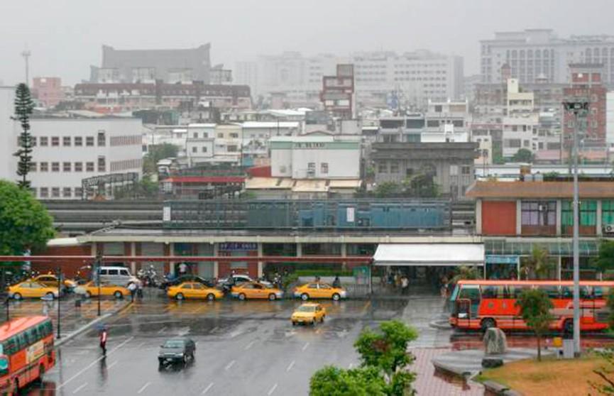 Мощное землетрясение магнитудой выше шести баллов произошло в Тайване