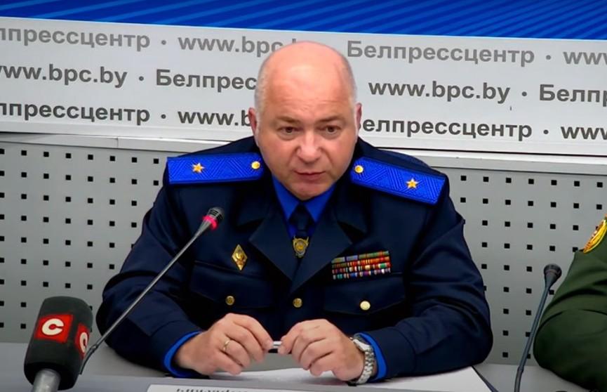 Следственный комитет Беларуси готовит международные запросы об оказании правовой помощи по инциденту с рейсом Ryanair