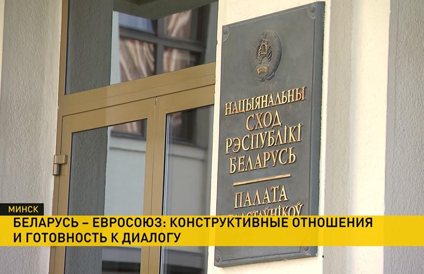 Гайдукевич: заявление Сейма Латвии по Беларуси не соответствует духу отношений двух стран