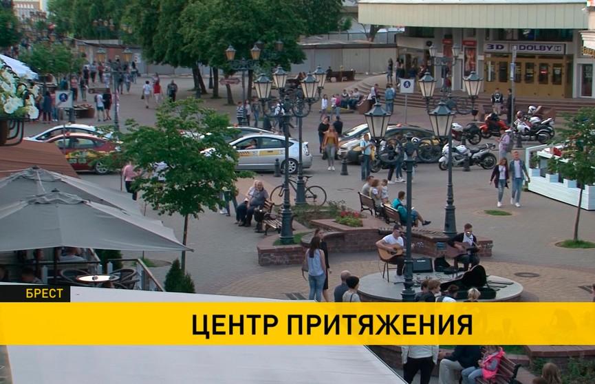 Брест – город туристов. Каждый третий иностранец включает город в свой маршрут