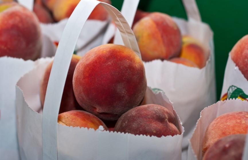 Красивые не значит вкусные: как выбрать хорошие персики в магазине