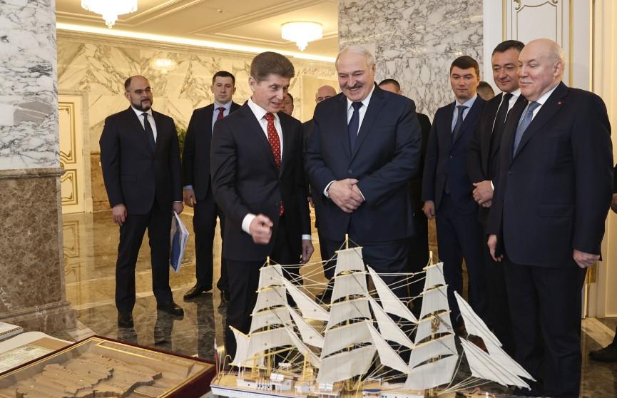 Белорусы построят здание культурно-выставочного центра во Владивостоке