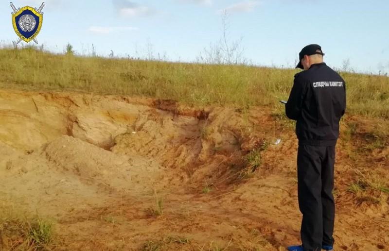Двух детей насмерть засыпало песком в Ошмянском районе. Новые подробности трагедии (ВИДЕО)