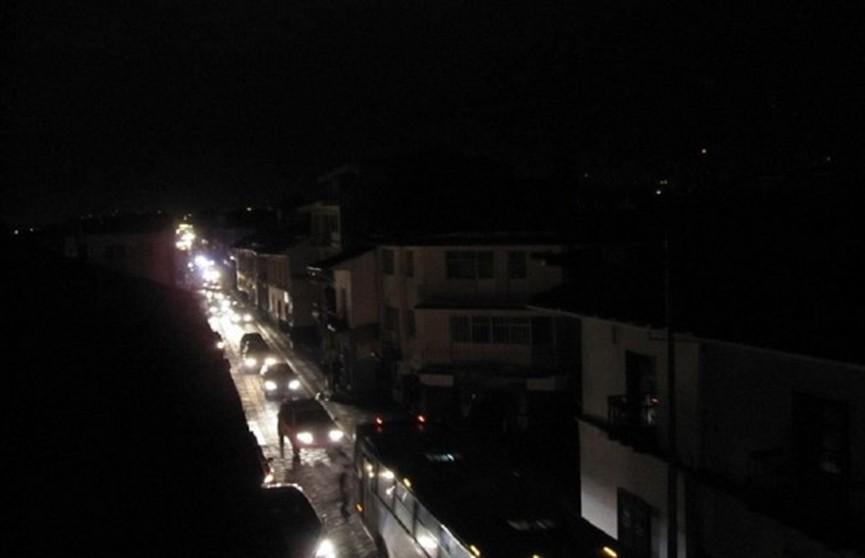 Блэкаут в Норвегии. Более 30 тыс. домов остались без света