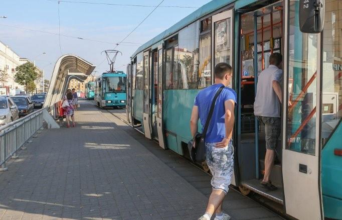 Бесплатный Wi-Fi появится в трамваях Минска