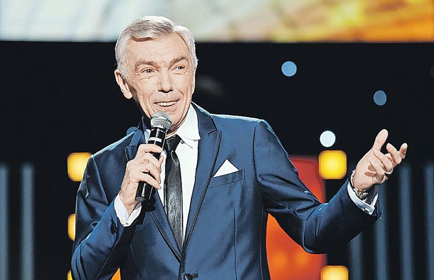 Александр Лукашенко поздравил с юбилеем народного артиста России Юрия Николаева