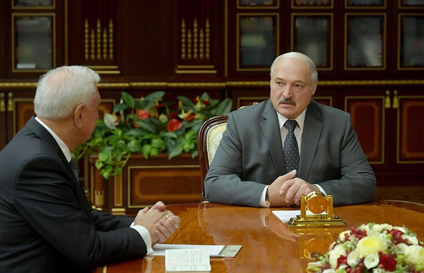 Лукашенко произвел важные кадровые назначения