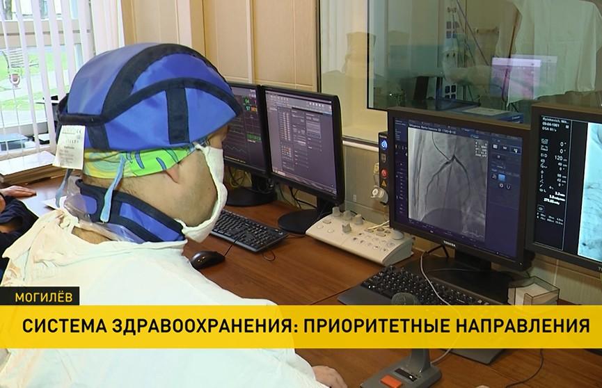 Система здравоохранения в Беларуси: приоритетные направления