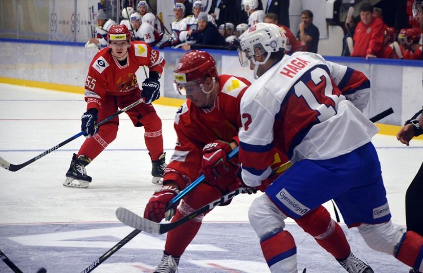 Молодёжная и национальная хоккейные сборные потерпели крупные поражения