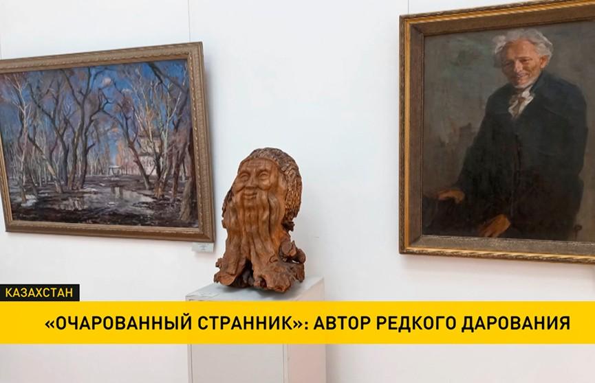 Выставка к 150-летию уроженца Беларуси, скульптора Исаака Иткинда открылась в Казахстане