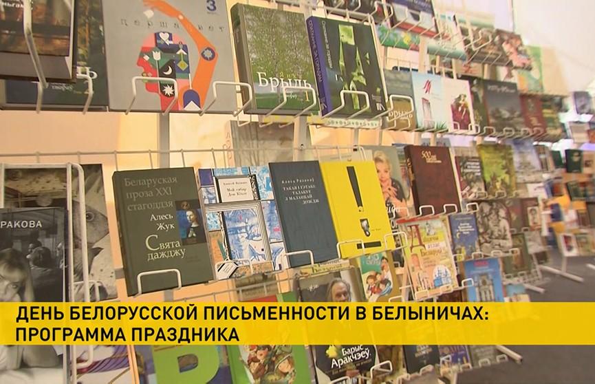 День белорусской письменности в этом году пройдёт в Белыничах