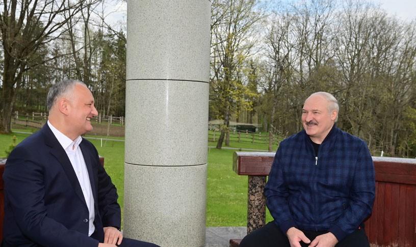 Лукашенко о санкциях Европы: Мы не хотим никакой экономической войны, но вынуждены будем отвечать