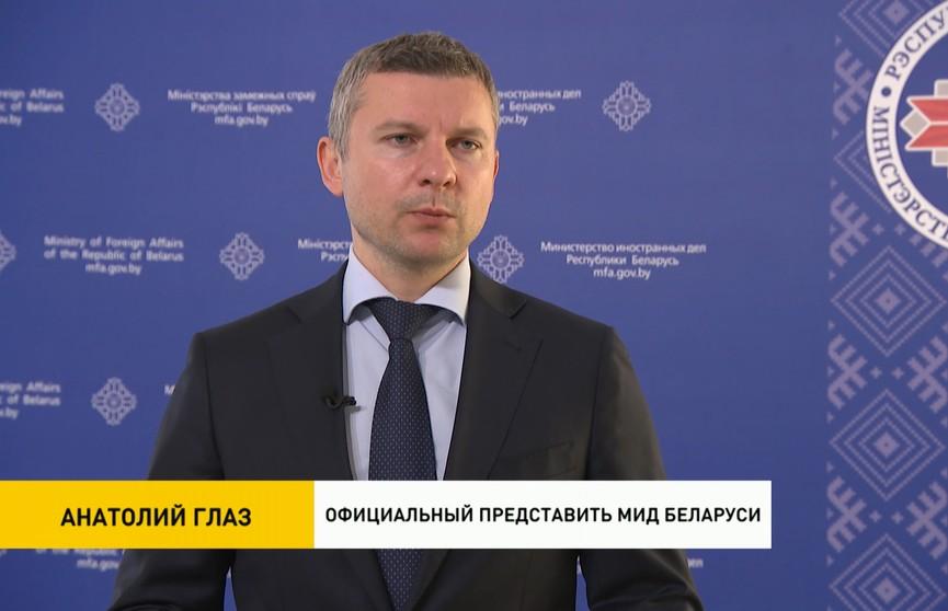 Беларусь введет ответные санкции против США