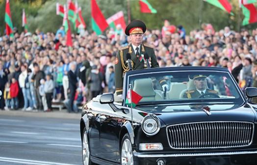Стало известно,  в какое время начнется парад в Минске и концерт в честь Дня Победы