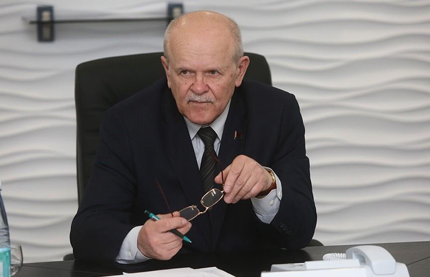 Заседание по развитию сферы ЖКХ прошло в Гродно