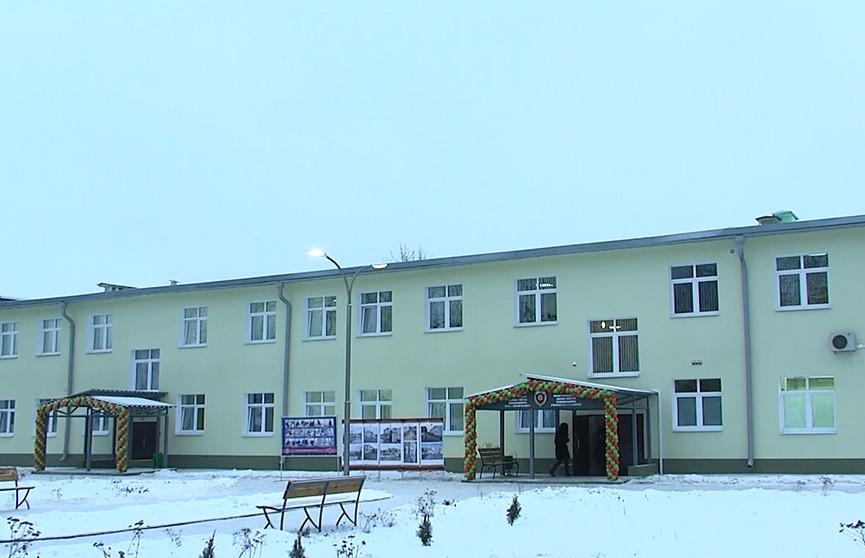 Обновлённое здание межрайонного отделения Государственного комитета судебных экспертиз открылось в Орше