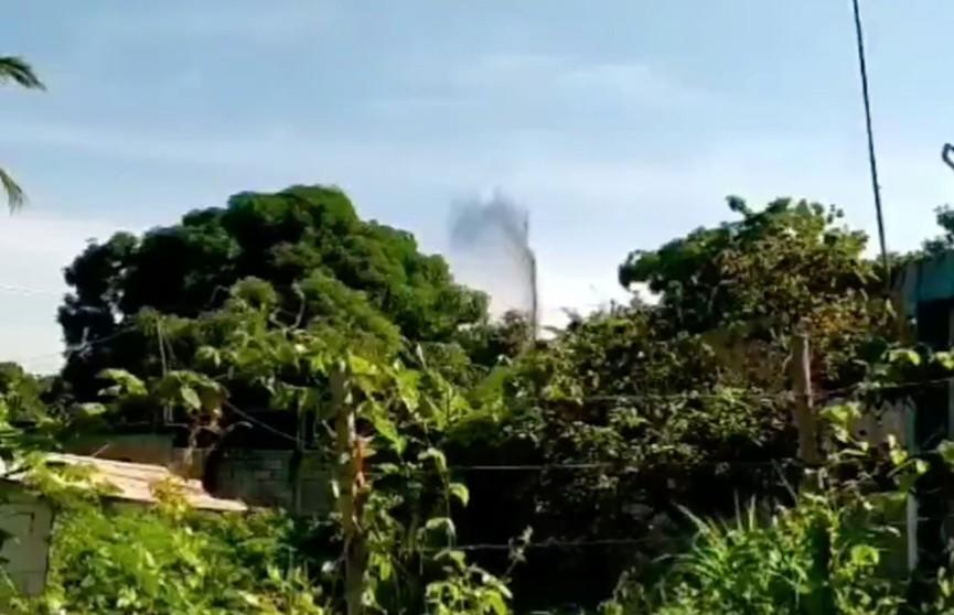 Фонтан нефти забил в Венесуэле