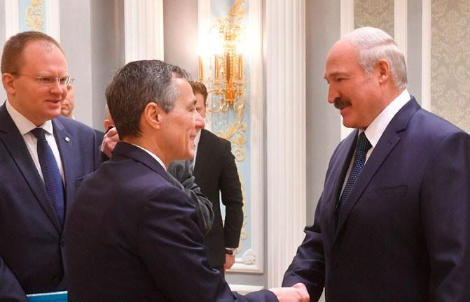 Лукашенко: Беларусь готова предоставить швейцарскому бизнесу самые выгодные условия для инвестирования
