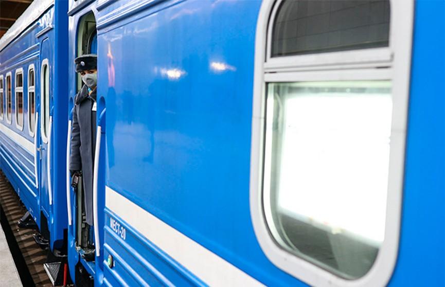 БЖД возобновит ежедневные поезда в Москву и Санкт-Петербург
