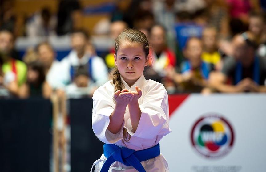 Двое юных каратистов из Беларуси завоевали медали во второй день престижного турнира в Италии
