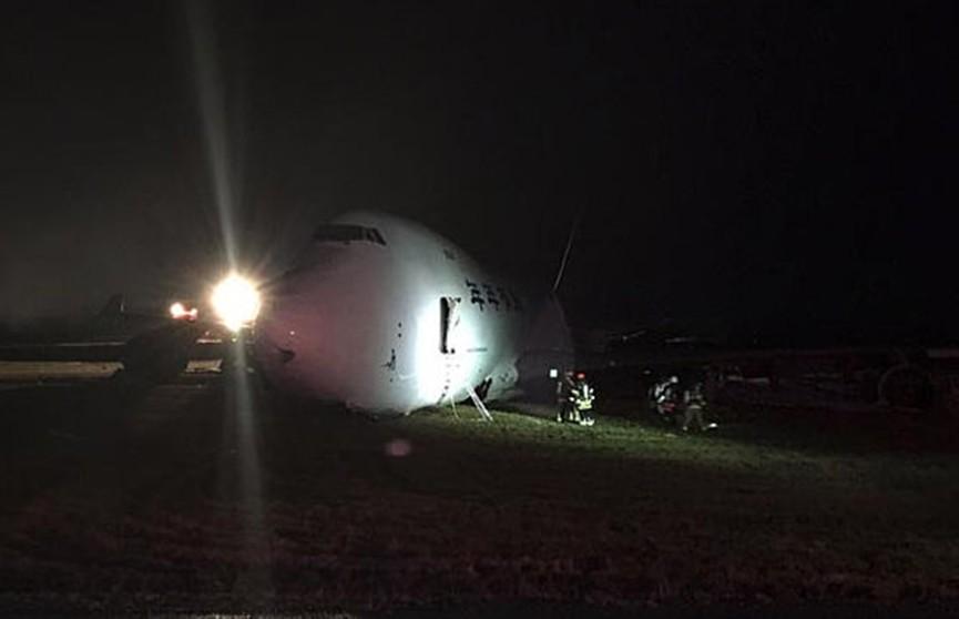 Boeing жёстко приземлился в Канаде, пострадали пять человек